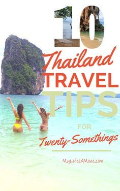 At 26, I'm still just irresponsible enough for random, spontaneous, probably-not-the-smartest-or-most-accomodating Thailand travel plans, so here are my tips: