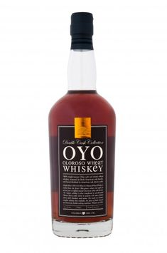OYO Oloroso Wheat Whiskey- Classic, but not boring. Like the taper and thick base.