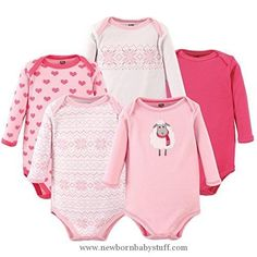 69749c8cbb7c Hudson Baby Long Sleeve Bodysuits Sheep 36 Months     You can get  additional details at the image link.