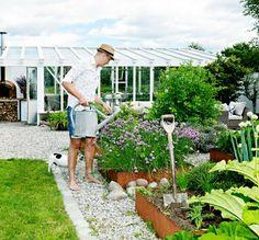 Outdoor Gardens, Plants, Gardening, Space, Google, Fit, Patio, Floor Space, Shape