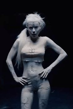 I would kill for Yolandi Visser's body