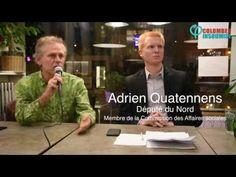 Le journal de BORIS VICTOR : MA FRANCE INSOUMISE - Café-débat avec Adrien Quate...