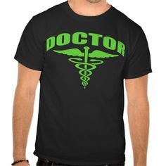 Doctor Caduceus Green T Shirt, Hoodie Sweatshirt