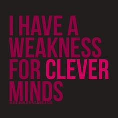 Most definitely. I'm drawn to the brilliant, yet goofball types. :)