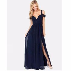 2017 Sexy Chiffon Party Dress - free shipping worldwide