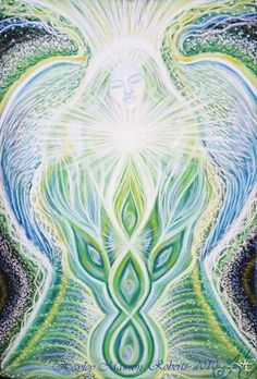 Angel Opening Heart Chakra