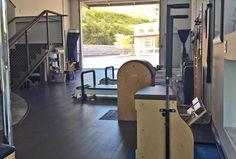Pilates Studio- Stability Chair, Ladder Barrel, Allegro 2 Reformers