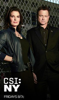 CSI New York: Detectives Mac Taylor and Jo Danville (Sela Ward: 2010 - 2013)   #CSI  #kurttasche
