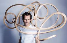 Mathieu Lehanneur, designer «Je suis une sorte d'homme élastique !» Mathieu Lehanneur, Interview, Designer, Design Inspiration, Genre, Jouer, Smartphone, Collection, Simple