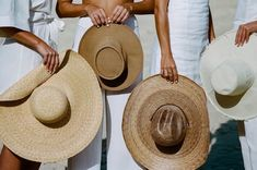 Minimalist Street Style, Minimalist Fashion, Summer Hats, Summer Time, Western Cowboy Hats, Casual Summer Outfits For Women, Jacquemus, Boater Hat, Tumblr