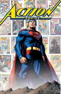 The Man of Steel flies high in ACTION COMICS 80 YEARS OF SUPERMAN, a special hardcover collection of Superman adventures, in-depth essays and a lost story from creators Jerry Siegel & Joe Shuster. Available April Superman, January 2018 Action Comics 1000, Superman Action Comics, Superman Story, Superman News, Superman Art, Comic Book Covers, Comic Books, Dc Comics, Jim Lee Art