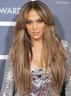 Espectaculares peinados de famosos largas //  #Espectaculares #famosos #Largas #Peinados