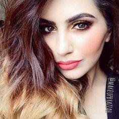 I love this makeup! ♥♥♥♥♥♥♥ :3 :3 :3 #evatornadoblog