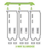 SLI Bridge 3way