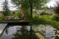 Garten L, Pfösing | Landschaftsarchitektur Schmidt Rennhofer Schmidt, Garden Bridge, Outdoor Structures, Landscape Diagram
