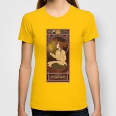 Anastasia Nouveau - Anastasia T-shirt by CaptainLaserBeam - $18.00