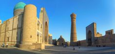 Bujara (Bukhara) sagrada es una de las ciudades más respetadas de la civilización islámica, situado en el corazón de la Ruta de la Seda, en el centro del oasis antiguo agrícola en la corriente inferior del rio Zarafshan. Está claro que Bujara (Bukhara) obtuvo el estatus …