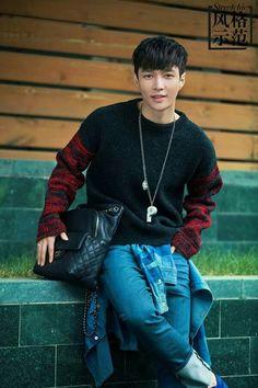 EXO | EXO-M | Zhang Yixing (lay) | 150715 - Sohu Fashion Shoot | Facebook