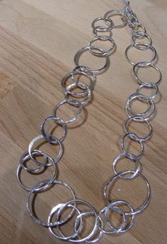 Circle chain - Tutorial catena con cerchi