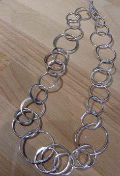 Circle chain - Tutorial catena con cerchi