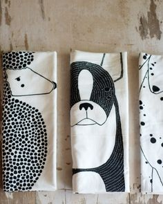 """See the """"Doodled Doggies"""" in our Gifts for the Home gallery"""