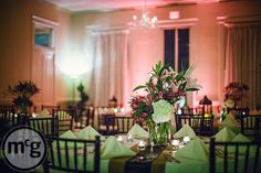 The Lasker Inn reception by McGowen Photography
