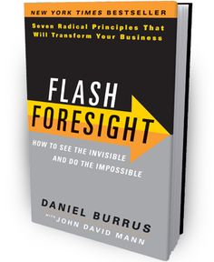 This book gives you some tools for predicting the future - highly recommended!