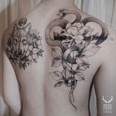 Cover up Reindeer, Cover Up, Skull, Ink, Tattoos, Instagram Posts, Tattoo Abstract, Upper Body, Tatuajes