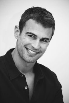 Two words... Theo James