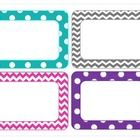 Cute classroom labels! {free} Printables
