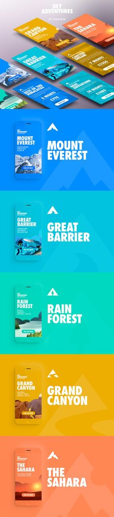 New Color Inspiration For Web Designers
