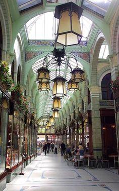 Royal Arcade - Norwich, England   by SueWalkerWhite