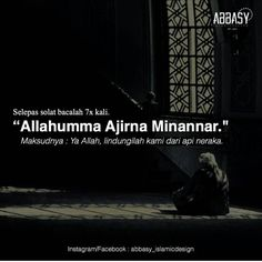 Hijrah Islam, Doa Islam, Islam Religion, Quran Quotes Inspirational, Islamic Love Quotes, Muslim Quotes, Reminder Quotes, Self Reminder, Prayer Verses