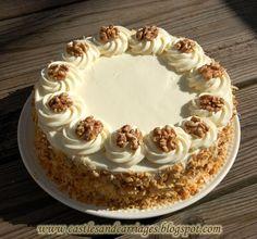 Chocolate Recipes We Love Italian cream cakes Cream cake and
