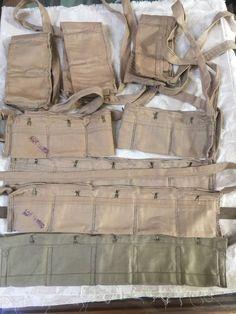 Lot Of 303 Bandoliers Surplus 1960 Markings