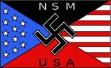 National Socialist Movement Ideology:  Neo-Nazi An organization that specializes in theatrical and provocative protests, the National Socialist Movement (NSM) is one of the largest and most prominent neo-Nazi groups in the United States.