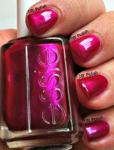 DIY Polish & More!: Try It On Tuesday + a Review: Flat Iron Experts