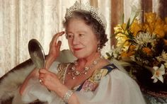 The Queen Mother was the daughter of her aristocratic family's French cook, a   new biography claims.