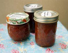 Rhubarb Grapefruit Marmalade l Food Love Happiness