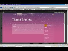 WordPress Tutorial - How to Change Install & Activate a New Theme