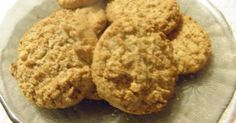 Fabulosa receta para Galletas de granola . Son unas galletitas sumamente nutritivas, para empezar el día con toda la energía.