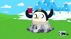 My collection of Gunter gifs - Imgur