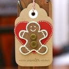 By Your Hands: Handmade Spotlight - Christmas Gift Tags