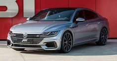 You Ask, ABT Delivers: VW Arteon Is Now 25 Percent More Powerful #ABT #New_Cars