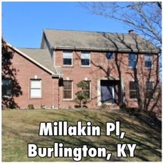 Millakin Pl - Burlington, KY - 41005 | Single-Family Home | 4 Bed | 4 Bath | 2,307 sqft | Built 1992 | Listing price $298,900 | Qualify and Own this House w/  $17,934.00  towards your Closing Cost w/ our Assist Program, $10,462/down  and  $1543/month | call/text  (973) 750-8236  | #KY @ http://on.fb.me/1EYMZN6  | Beautiful 4 bedroom 3.1 bath on 1.7 acres in Burlington. Number of upgrades