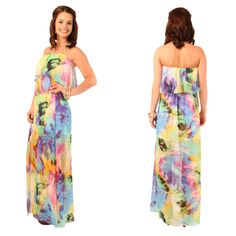 Get ready for spring with this new maxi dress by Buddy Love! 20% off new arrivals and FREE shipping over $50