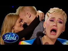 Katy Perry Breaks Down After SHOCKER on Stage | Idols Global - YouTube Pull Off, Music Covers, American Idol, Katy Perry, Stage, The Incredibles, Dance, Shit Happens, Couple Photos