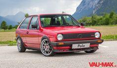 VW Polo G40 sauber und verfeinert
