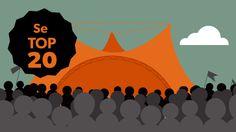ROSKILDE. GRAFIK 3.844 bands på 43 år: Hvornår spillede din favorit på Roskilde? Har Rolling Stones spillet på Roskilde før i år? Hvor mange år har Metallica egentlig stået på Orange Scene? Få svar på det – og meget andet - i den interaktive grafik om bands på Roskilde gennem 43 år. D. 28/6 2014