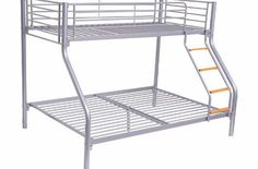 Homcom Bunk Bed Single Double Triple Metal Sleeper Bed Children Kid Frame Furniture Silver No description (Barcode EAN = 5060348500308). http://www.comparestoreprices.co.uk/bunk-beds/homcom-bunk-bed-single-double-triple-metal-sleeper-bed-children-kid-frame-furniture-silver.asp